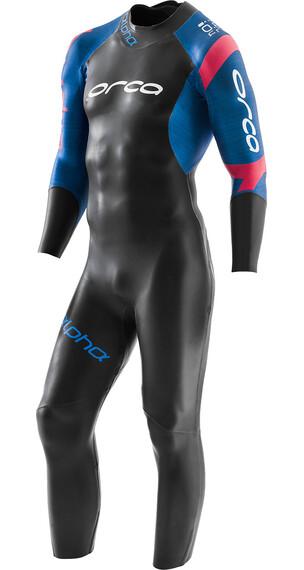 ORCA Alpha - Ropa de triatlón Hombre - azul/negro